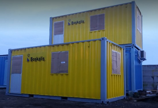Pusat Jual Kontainer Modifikasi Office Café Murah