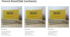 fire rock board/slab 0853-3616-4074