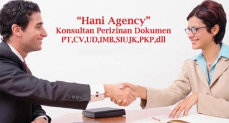 Hani Jasa Biro Jasa Pengurusan Dokumen 0853-3616-4074