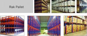 Heavy Duty Rack, Selective Pallet Rack, Double Deep Panel Rack, Mobile Rack 0853-3616-4074