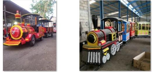 Pusat Mainan Kereta Mini Panggung Harga Murah