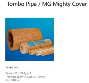 Tombo Pipa MG Mighty Cover 0853-3616-4074