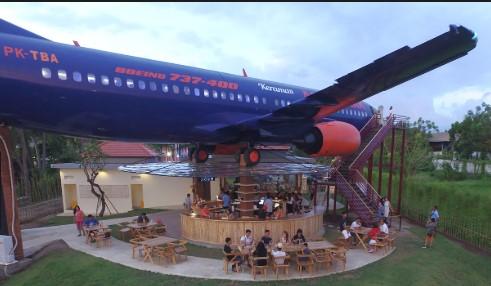 Pesawat Bekas Murah Untuk Restoran Rumah