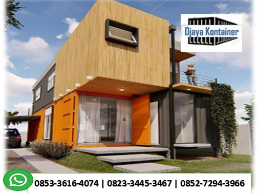 0853-3616-4074 Container Office Kontainer Kantor