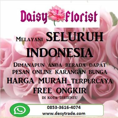 WA.0853-3616-4074 Toko Bunga Karangan Bunga Florist Murah