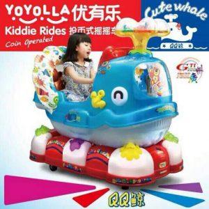 Pusat Mainan Anak Mainan Koin Kiddie Rides Murah