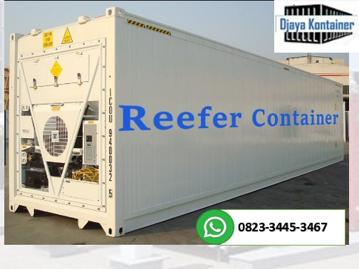 Modifikasi Kontainer Freezer Reefer Container Murah
