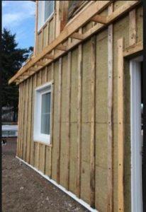 Rockwool Aluminium Foil Roofmesh Accesories Insulasi Murah