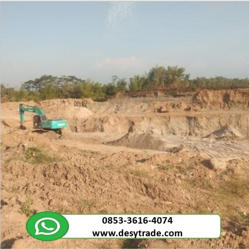 Jual Tanah Urugan Tanah Urug Murah