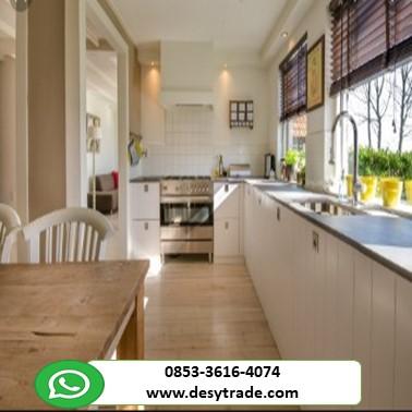 Jasa Pasang Granit Murah Tangga Kitchen Set Surabaya