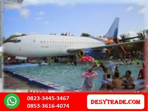 082334453467 Rongsokan Pesawat Body Badan Pesawat u Wisata Restoran