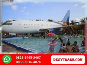 082334453467 Rongsokan Pesawat Body Pesawat u Wisata Restoran