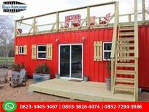 Pusat Pembuatan Direksi Kit Keet Office Container