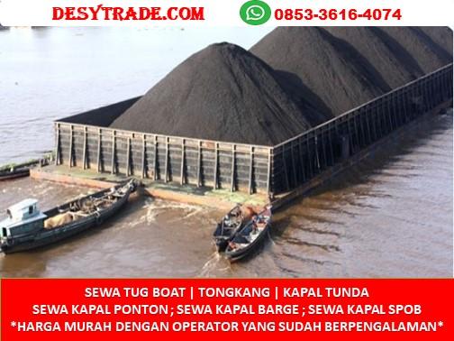 Sewa Kapal Barge Ponton Murah 0853-36164074