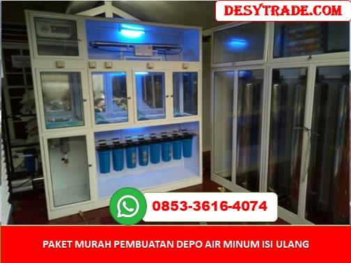 Paket Depo Air Minum Isi Ulang MURAH 085336164074