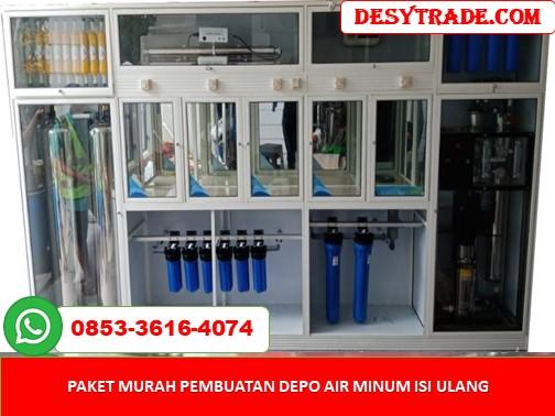 Paket MURAH Depo Air Minum + Filter Air Minum