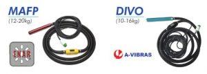 High Frequency Internal Vibrator, 0853-3616-4074