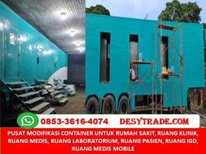 Ruang Medis Rumah Sakit Container Mobile 085336164074
