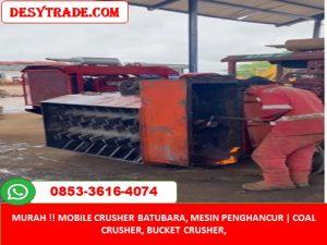 Fabrikasi Coal Crusher Plant, Mesin Penghancur Coal Crusher MURAH 085336164074
