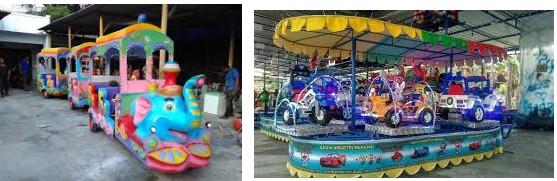 pusat jual mainan anak odong-odong murah