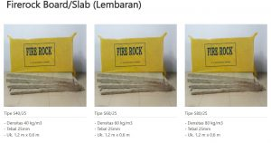 fire rock board/slab 0853-3616-4074