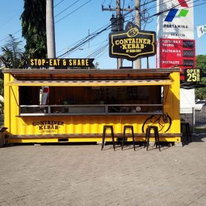 Cafe container 085336164074