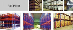 Heavy Duty Rack, Selective Pallet Rack, Double Deep Panel Rack, Mobile Rack 0853-3616-4074