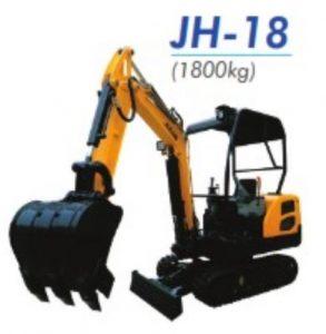 Mini excavator, 0853-3616-4074