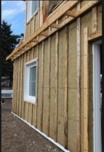 Rockwool Aluminium Foil Roofmesh Accesories Insulasi