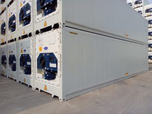 Jasa Pengiriman Barang Sewa Container Reefer Freezer