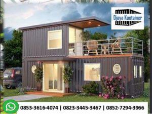 0853-3616-4074 Rumah Kontainer Villa Container