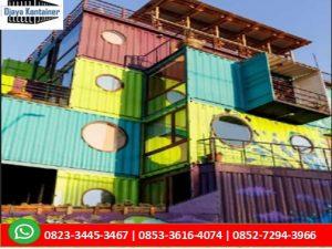 Container Hotel Kontainer Kos Kosan Kost Kost an Apartmenen Container