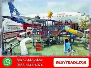 Rongsokan Pesawat Bekas Rangka Pesawat Restoran Wisata