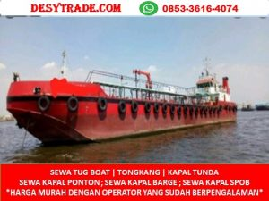 Sewa Kapal SPOB Tanker Mini Kecil 0853-36164074