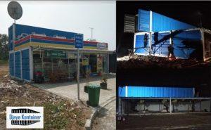 0853-36164074 Minimart Container MURAH