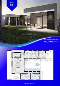 082334453467 Perumahan Rumah Kontainer Type EG