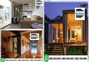 Perumahan Rumah Kontainer MURAH 0853-3616-4074