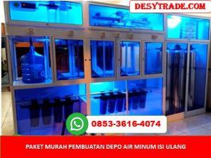 Paket Filter Air Minum untuk Depo Air Minum Isi Ulang 085336164074