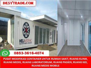 Ruang IGD Medis Rumah Sakit Container 085336164074
